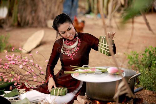 Sao Việt vào bếp (P5): Phi Thanh Vân