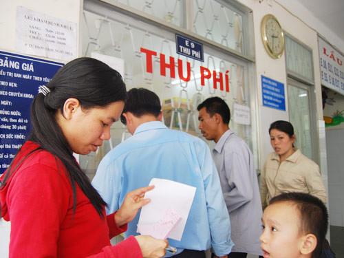Hà Nội đề xuất tăng viện phí 1.348 dịch vụ y tế