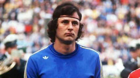 """Chân dung 10 thủ môn """"dị"""" nhất làng túc cầu (P5): Jan Tomaszewski - """"gã hề với đôi găng tay"""""""
