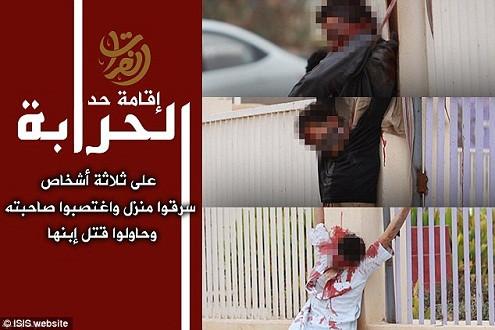 IS công bố hình ảnh tra tấn rợn người sau báo cáo thẩm vấn của CIA
