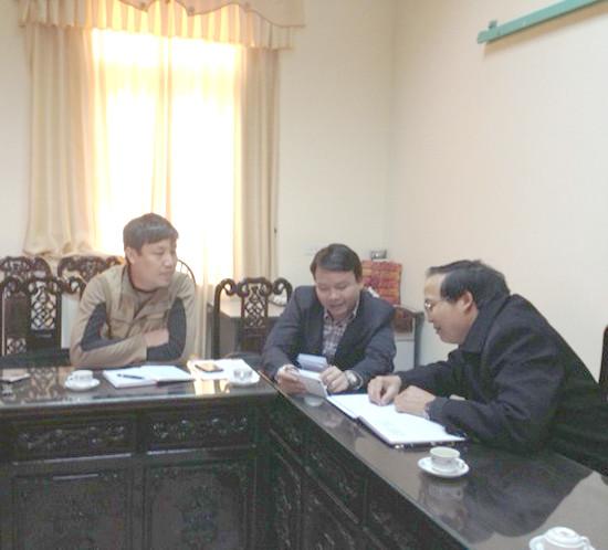 Sở NN&PTNT tỉnh Nam Định: Kịp thời chỉ đạo khắc phục hậu quả theo phản ánh của báo chí