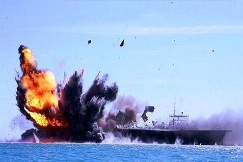 Chỉ huy Hải quân IRGC: Iran có khả năng đánh chìm tàu sân bay khổng lồ của Mỹ