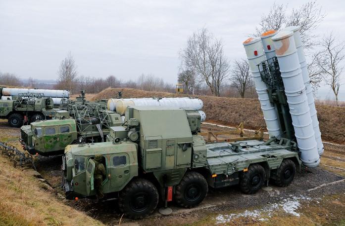 Ngắm dàn vũ khí tối tân của quân đội Nga