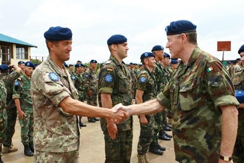 Nga chỉ trích ý tưởng thành lập quân đội của EU