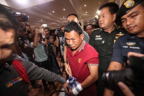 Thái Lan đứng trước nguy cơ 100 điểm làm mục tiêu của khủng bố