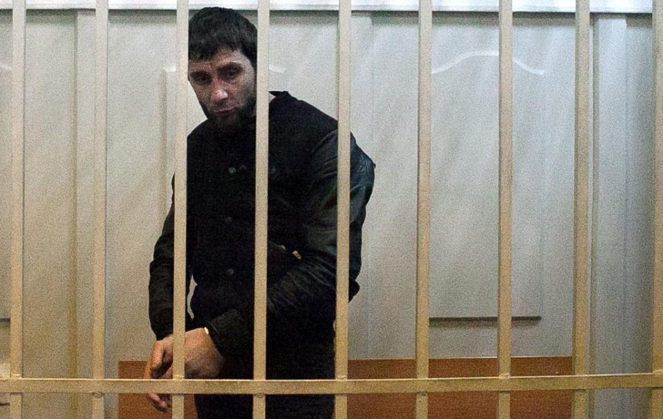 Nghi can người Chechnya thừa nhận liên quan đến vụ giết hại Boris Nemtsov