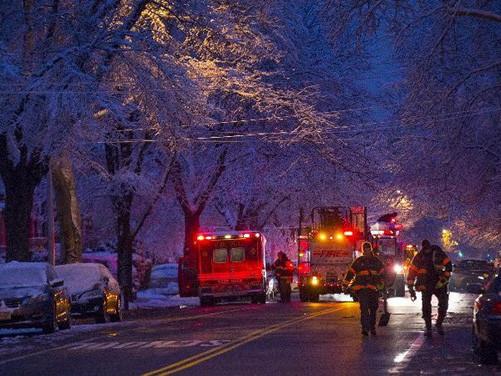 Mỹ: 7 trẻ em thiệt mạng do cháy nhà