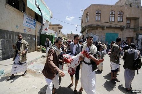 IS liên tiếp đánh bom 2 đền thờ Hồi giáo tại Yemen, gần 500 người thương vong