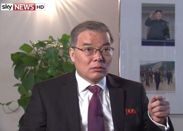 Bình Nhưỡng tuyên bố sẵn sàng tấn công hạt nhân bất cứ khi nào