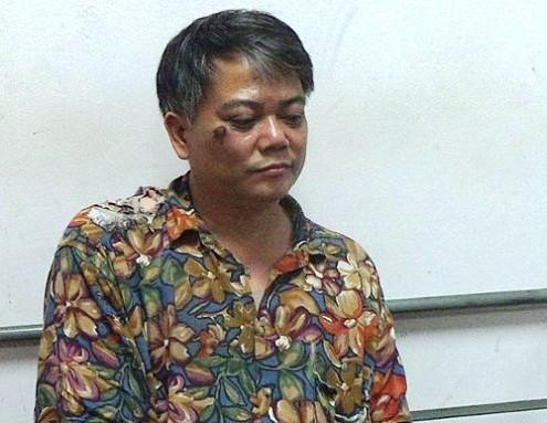 12 giờ truy bắt hung thủ sát hại nữ giám đốc tại nhà riêng