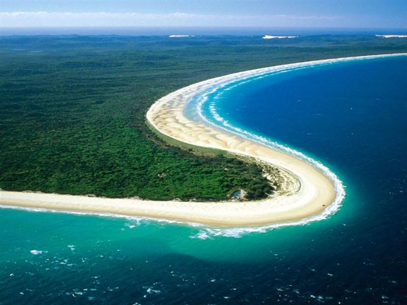Khám phá hòn đảo có một không hai trên thế giới