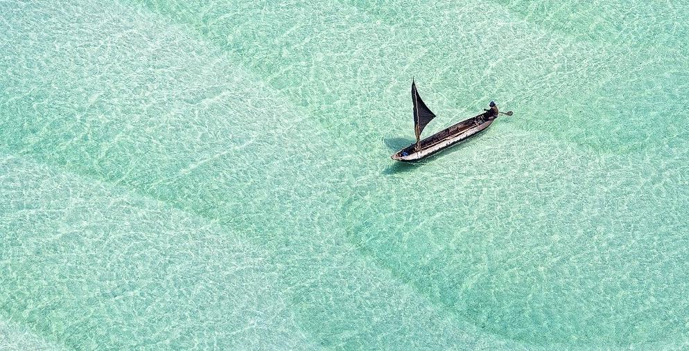Những hình ảnh đáng kinh ngạc của Châu Phi nhìn từ máy bay