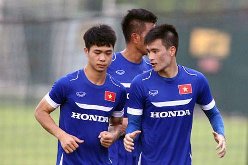 6 cầu thủ U23 có tên trong danh sách thi đấu của ĐTVN với Triều Tiên