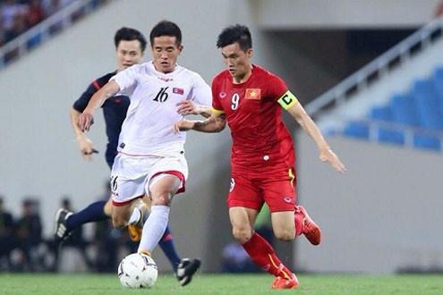 Việt Nam cầm hoà Triều Tiên 1-1: Công Phượng chỉ có tên trong danh sách thi đấu