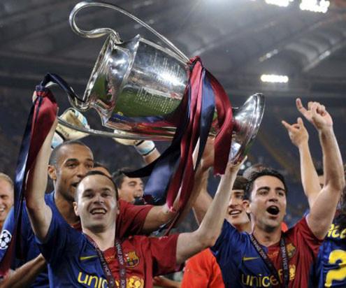 Xavi và hơn 750 lần khoác áo Barcelona