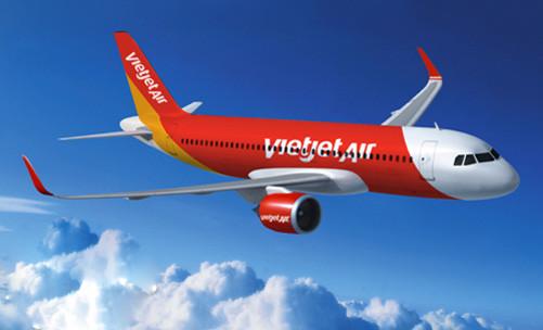 Vietjet Air mở đường bay Tp. Hồ Chí Minh - Seoul