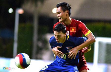 Thua U23 Thái Lan 1-3, U23 Việt Nam lỡ hẹn ngôi đầu