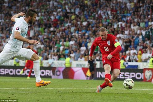 Vòng loại Euro 2016: ĐT Anh thắng sáu trận liên tiếp