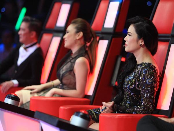 Giọng hát Việt: Đội Thu Phương không có ai bị loại