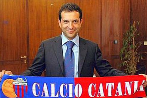 Bảy thành viên CLB Catania bị bắt vì dàn xếp tỉ số