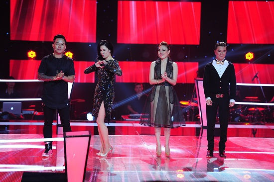 4 HLV Giọng hát Việt sẽ cùng nhau