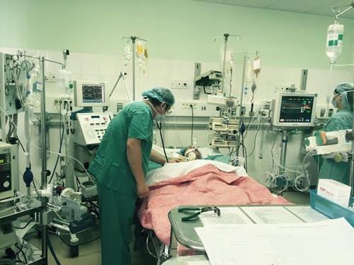 Bệnh nhân được ghép tim, phổi tại Bệnh viện Trung ương Huế đã tử vong