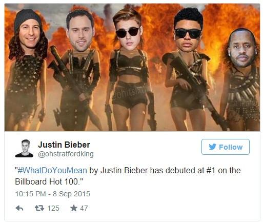 Justin Bieber vươn lên No.1 trên BXH Billboard Hot 100 sau 7 năm ca hát