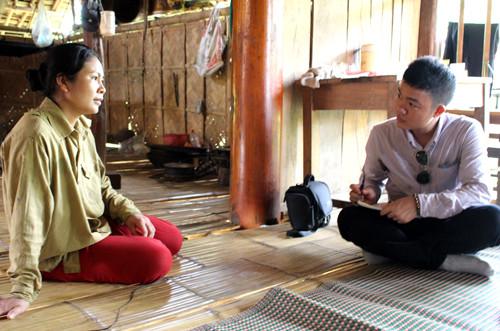 Trường THCS Cam Lâm, Nghệ An: Có dấu hiệu ăn chặn tiền hỗ trợ học sinh nghèo