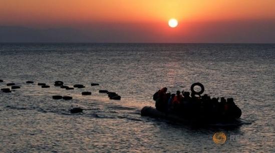 28 người tị nạn bỏ mạng ngoài đảo Farmakonisi của Hy Lạp