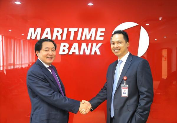 Maritime Bank chính thức bổ nhiệm Tổng Giám đốc mới