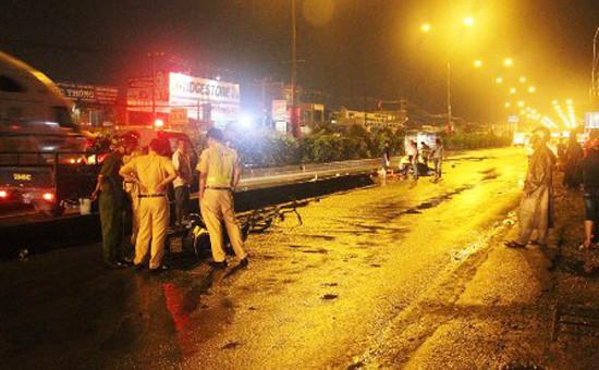 Tin tức tai nạn giao thông trong tuần (5/10 - 11/10): Tai nạn kinh hoàng, 5 người thương vong