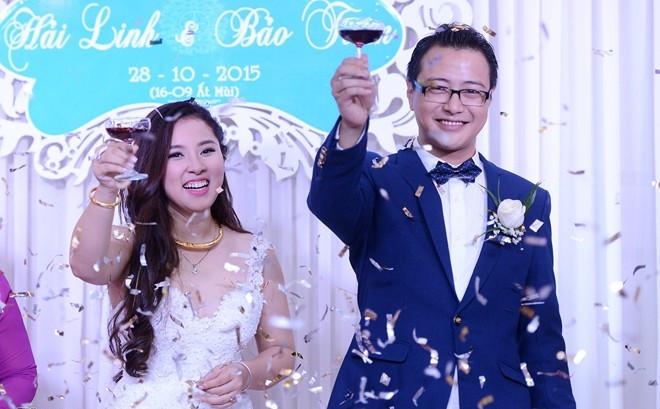 Bảo Trâm Idol bất ngờ làm đám cưới