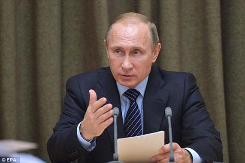 Bê bối doping: Tổng thống Nga Vladimir Putin yêu cầu điều tra nội bộ
