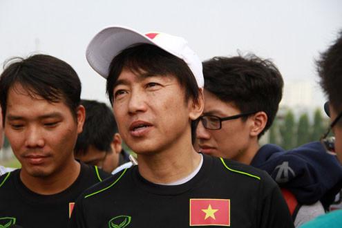 HLV Miura muốn cùng U23 làm nên điều bất ngờ tại VCK U23 châu Á