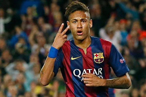 Quả bóng Vàng 2015 - kỳ vọng vào Neymar
