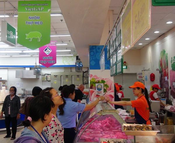 Saigon Co.op công bố 176 điểm bán sản phẩm an toàn và VietGap phục vụ Tết