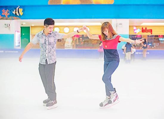 Rộ tin đồn giải trượt băng nghệ thuật của Việt Nam sẽ diễn ra trong mùa Giáng sinh năm nay