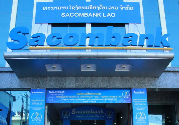 Sacombank thành lập ngân hàng 100% vốn nước ngoài - Sacombank Lào