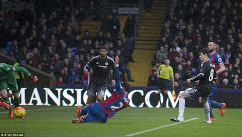 Cận cảnh Chelsea thắng ba sao trước Crystal Palace
