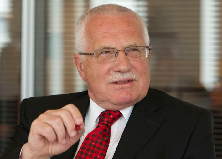 Cựu Tổng thống Czech: Cơn
