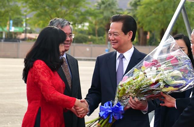 Thủ tướng kết thúc chuyến tham dự Hội nghị ASEAN-Hoa Kỳ với nhiều kết quả tốt đẹp