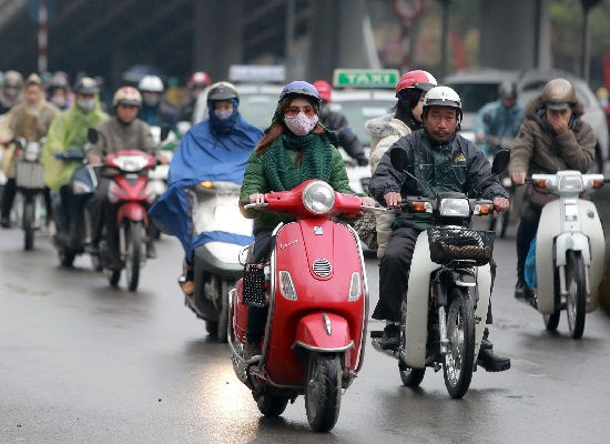 Dự báo thời tiết ngày 18/2: Thủ đô Hà Nội có sương mù, trưa chiều hửng nắng
