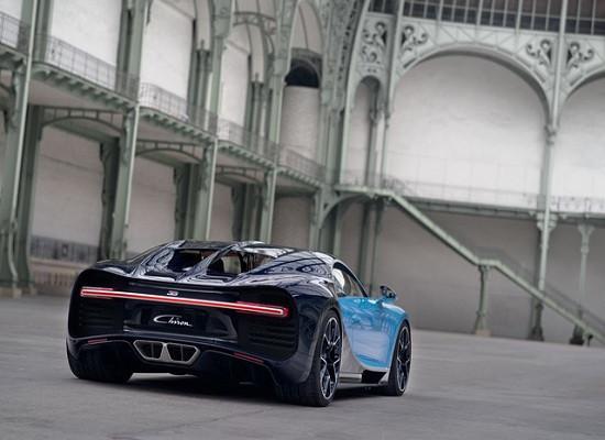 """Bugatti Chiron - """"siêu xe triệu đô"""", có dàn loa bằng kim cương"""