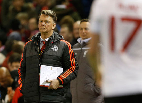Van Gaal gây sốc sau trận M.U thua Liverpool
