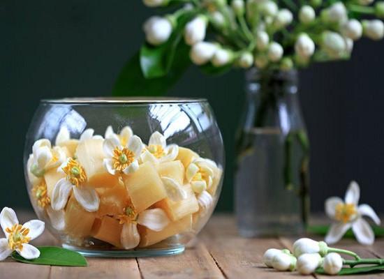 Tác dụng tuyệt vời của hoa bưởi