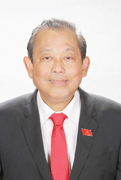 Tiểu sử tóm tắt của Phó Thủ tướng Chính phủ Trương Hòa Bình