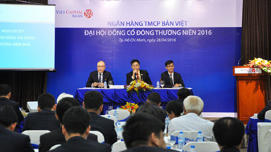 Viet Capital Bank tập trung triển khai chiến lược 2016 - 2020
