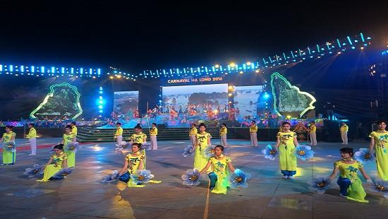 Quảng Ninh: Sự lan tỏa trong Lễ hội Carnaval Hạ Long 2016
