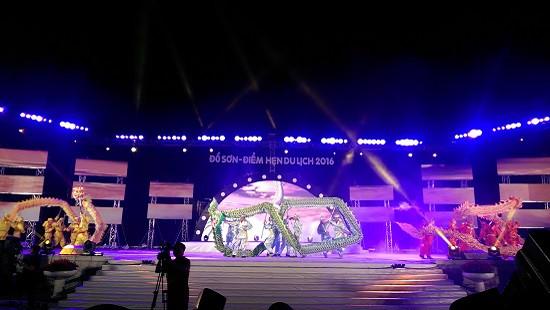 Chính thức nhấn nút khởi động du lịch Đồ Sơn 2016