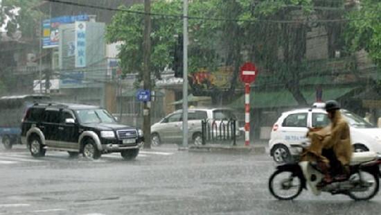 Dự báo thời tiết ngày 3/5: Bắc Bộ có khả năng mưa dông, đề phòng tố lốc